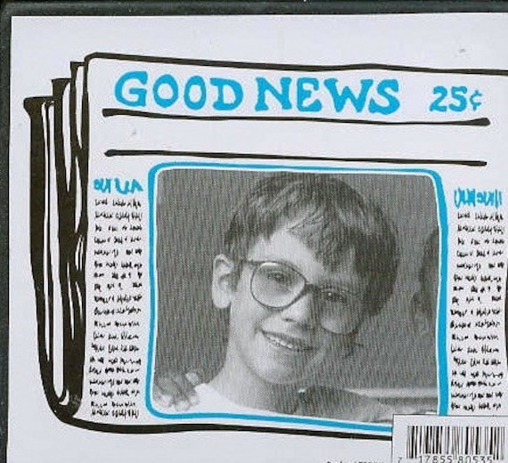 newspaper front page frame rubber stamp zoom