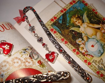 WITHIN MY HEART  --  A Locket Bookmark