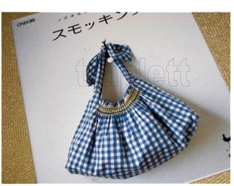 Hand Smocking Japanese Craft Pattern Book Bags Clothing Ondori