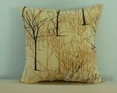 Mute Forest Pillow