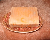 CREAMSICLE OLIVE OIL SOAP