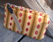 South West Chevrons Flannel Coin Purse