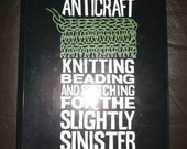 Anticraft book
