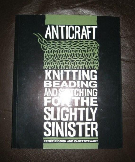 Anticraft book