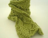diamond alpaca scarf - womens
