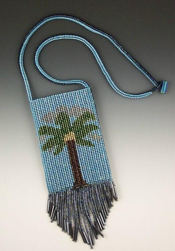 Embarcadero Palm Necklace
