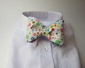 Polka dot delight bow tie for Children