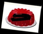 Blank Card - The Office - Red Jello Stapler