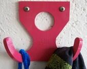 Passion Pink Wauli Hook- PC