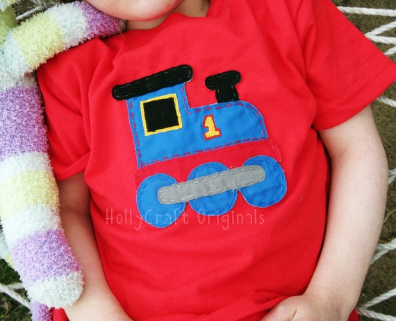 Train TShirt Custom Made For YouMade to Order