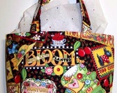Gift Bag\/ Small Tote - Mary Engelbreit