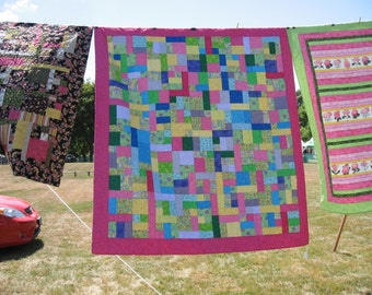 5 Dragonfly Dance Quilt