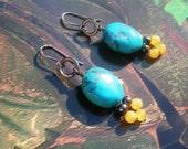 ASPEN SKY - Sterling Silver Earrings