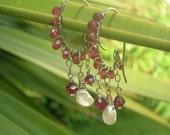 SOLANGE Swirl Earrings