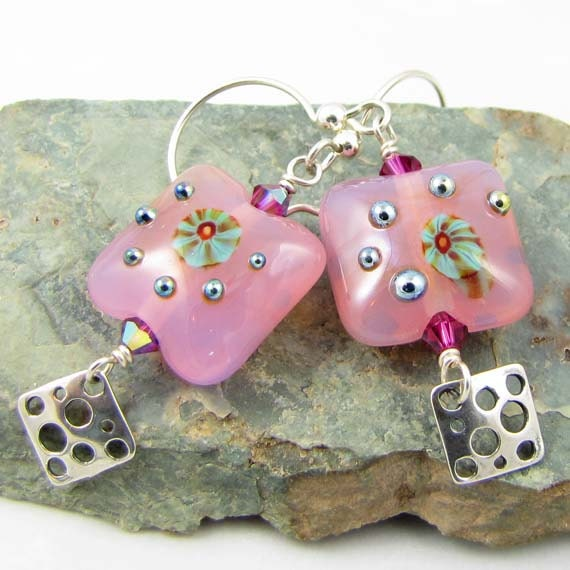 Countrytime Social Club Sterling Silver Earrings