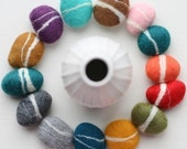 The Colors - Pick any 4 Pebbles