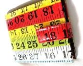 Measured ) Bifold Wallet