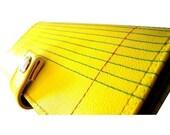 LegalPad ) Pocketbook Slash Checkbook Holder