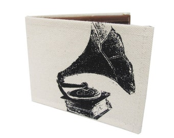 Phonograph ) Bifold Wallet