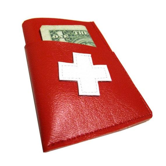 Swiss ) Mini Card Wallet