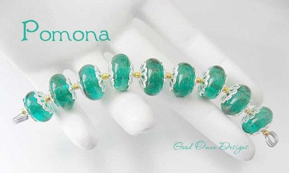 POMONA, spacer beads