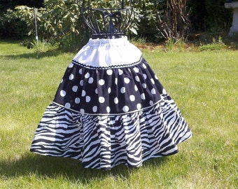 Super cute girls skirt 3 layers twirly s. 3, 4, 5, 6, 7, 8, 9, 10, 11, 12, 13 and up