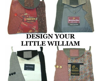 Little William - Made To Order - Your choice of colors