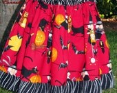 Halloween Witches....Simply Twirlable Skirt...Size 3/4/5...Ready to Ship