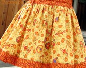 Special Listing for Dare - turkey Time Twirl Skirt