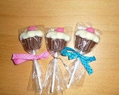 Custom Listing for Jamie 4 Dozen Cupcake Lollipops
