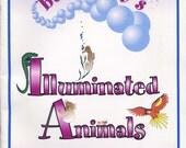Bubblefairys Illuminated Animals Creative Coloring Book