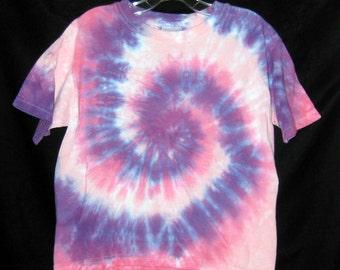 Pretty in Pink Tye Dye  Toddler Tshirt 2T