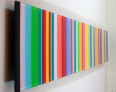 dancing with color wall art