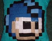 Megaman pillow