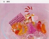 Clay SWEETS and DECO ZAKKA - Japanese Craft Book