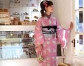 Kimono Making by Sewing Machine - Japanese Pattern Book
