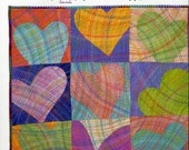 All My THANKS and LOVE to QUILTS - Japanese Craft Book