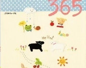 DESIGN COLLECTION For KIDS 365 - Japanese Craft Book