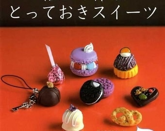 Out of Print / SPECIAL CLAY SWEETS - Japanese Craft Book