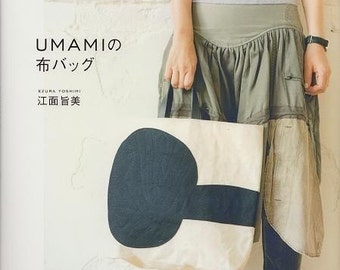UMAMI'S FABRIC BAGS - Japanese Craft Pattern Book