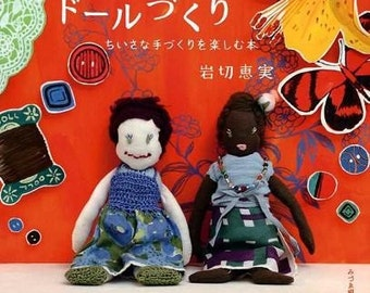DOLLS RECIPE BOOK- Japanese Craft Book