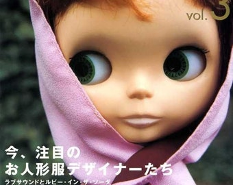 Dolly Dolly Vol 3 - Japanese Craft Book