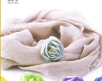 Out of Print / RIBBON CORSAGES - Japanese Craft Book