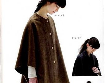 M125 Adult Cape JACKET M Pattern - Japanese M Pattern