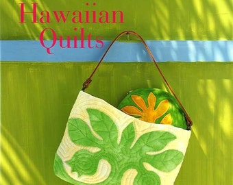 KATHY'S HAWAIIAN QUILTS - Japanese Craft Book