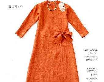 Simple Ceremony Dresses- Japanese Craft Book