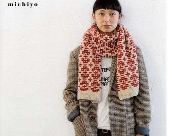 Casual Knit and Crochet Clothes -  Japanese Craft Book