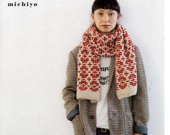 Casual Knit and Crochet Clothes -  Japanese Craft Book MM