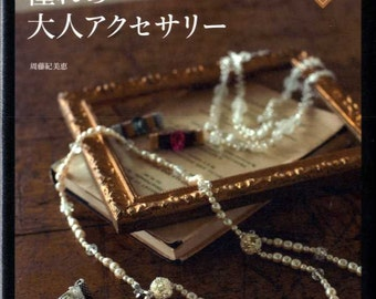 BEADS STITCH Accessories II - Japanese Bead Book