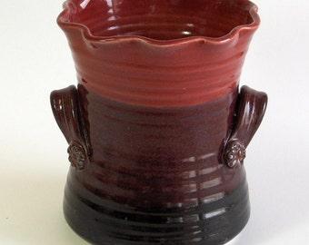 Utensil Jar - Sandia Glaze